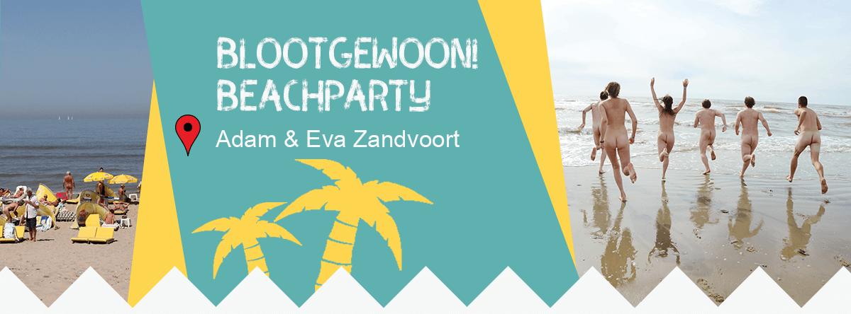 Kom jij ook naar onze Beachparty?