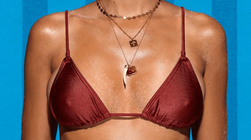 Ga voor bloot en laat je bikinitop lekker thuis, zegt Linda Magazine