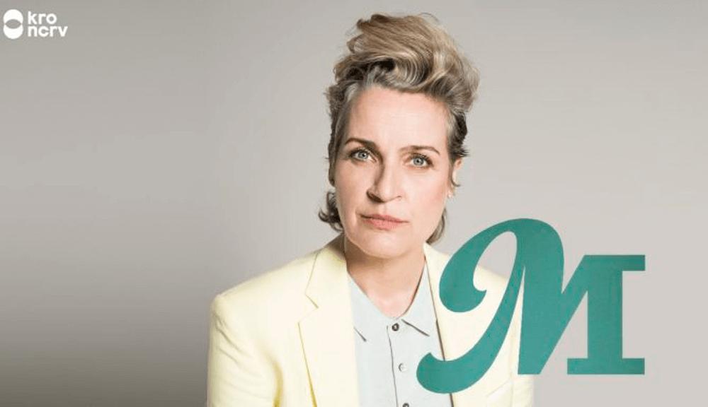 Talkshow M met Margriet van der Linden