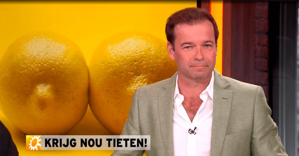 'Krijg nou tieten!' bij RTL Boulevard