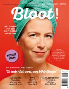 Cover Bloot Magazine Editie 3