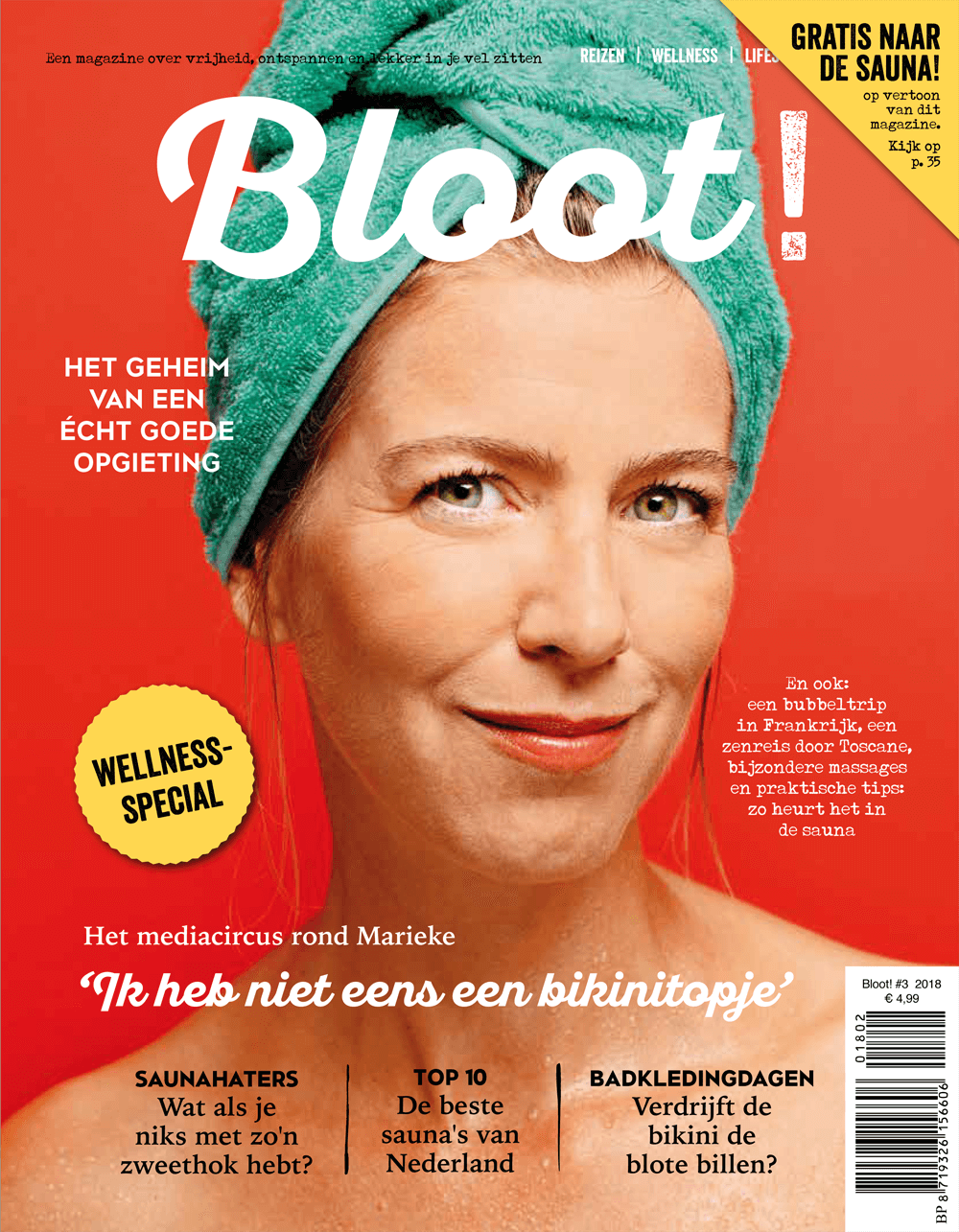 Bloot! Magazine Editie 3 - De wellness special