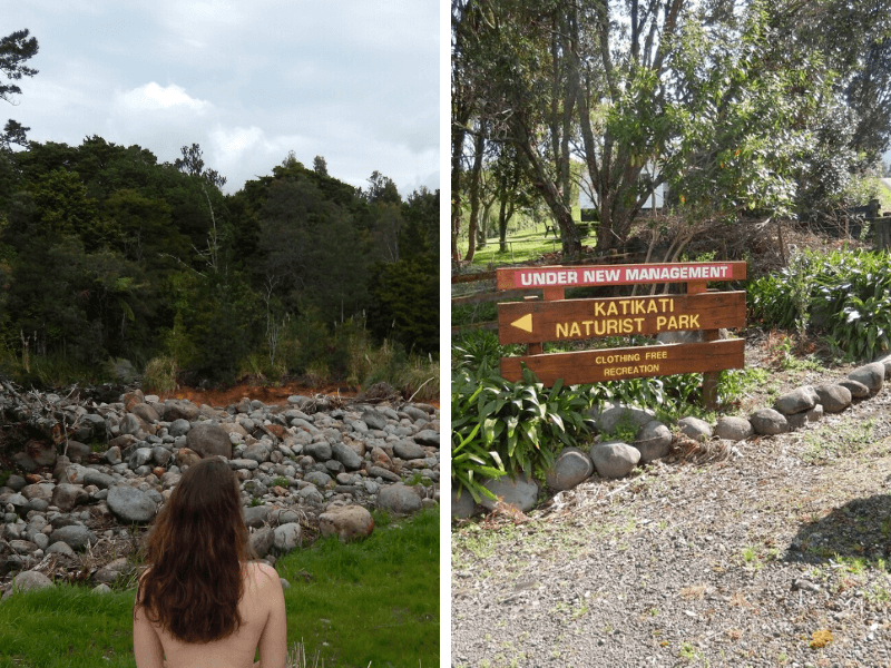 Blootgewoon blog katikati park