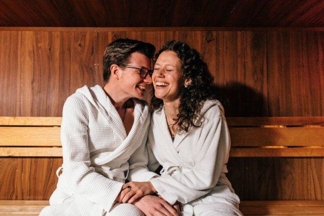 Hans & Liliane interview BlootGewoon