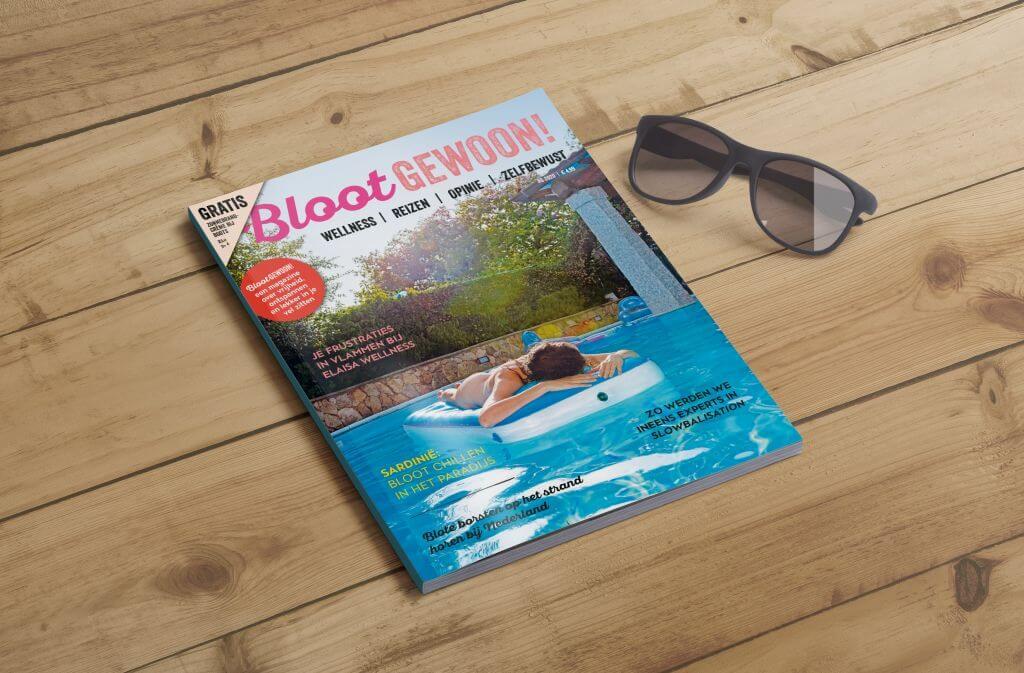 BlootGewoon magazine