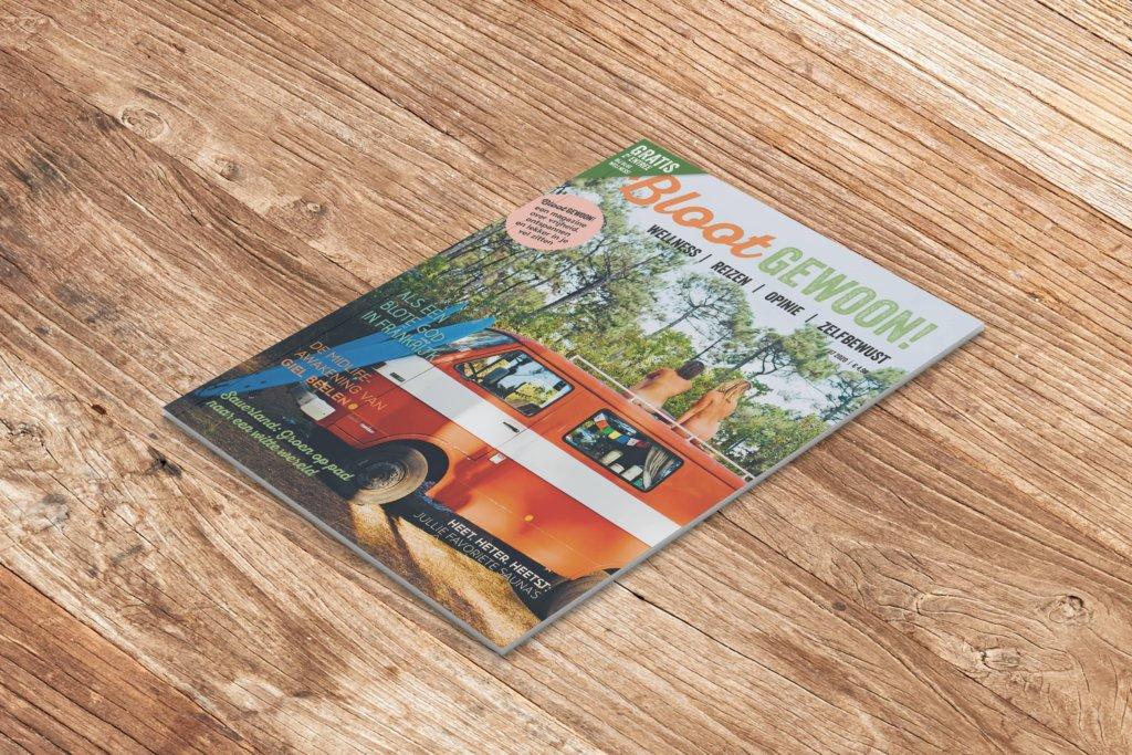 BlootGewoon! Magazine