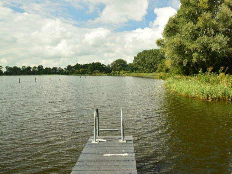 Naaktstrand Friesland De Potten Sneekermeer
