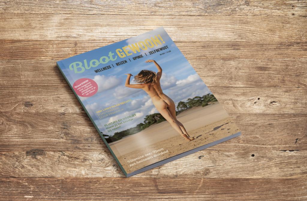 Magazine BlootGewoon!