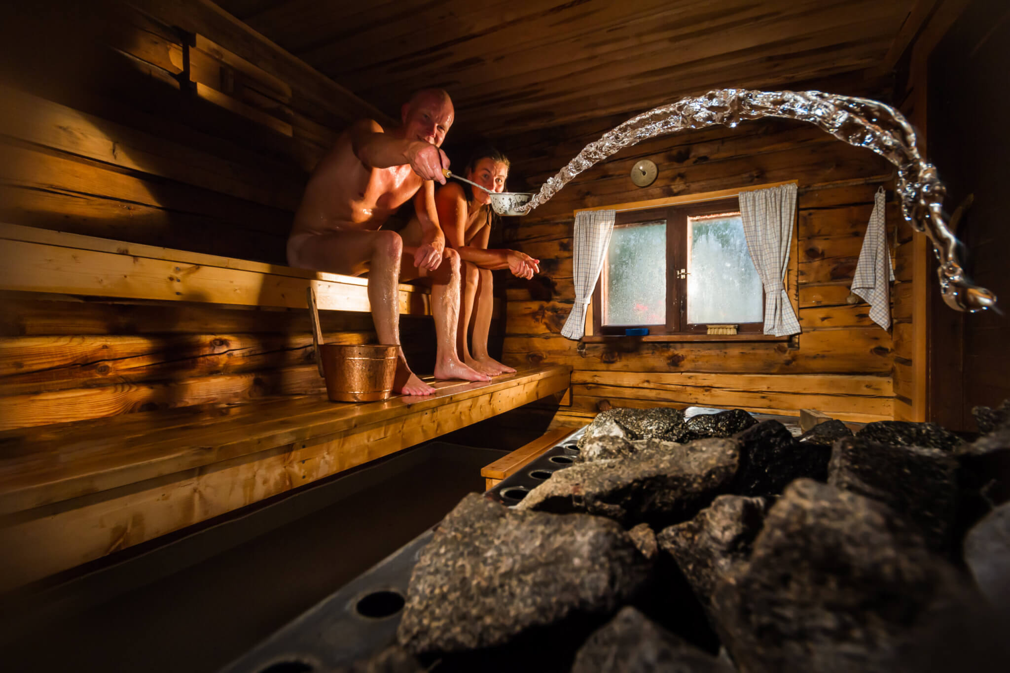 Sauna Duitsland Aufguss magazine 9 BlootGewoon!