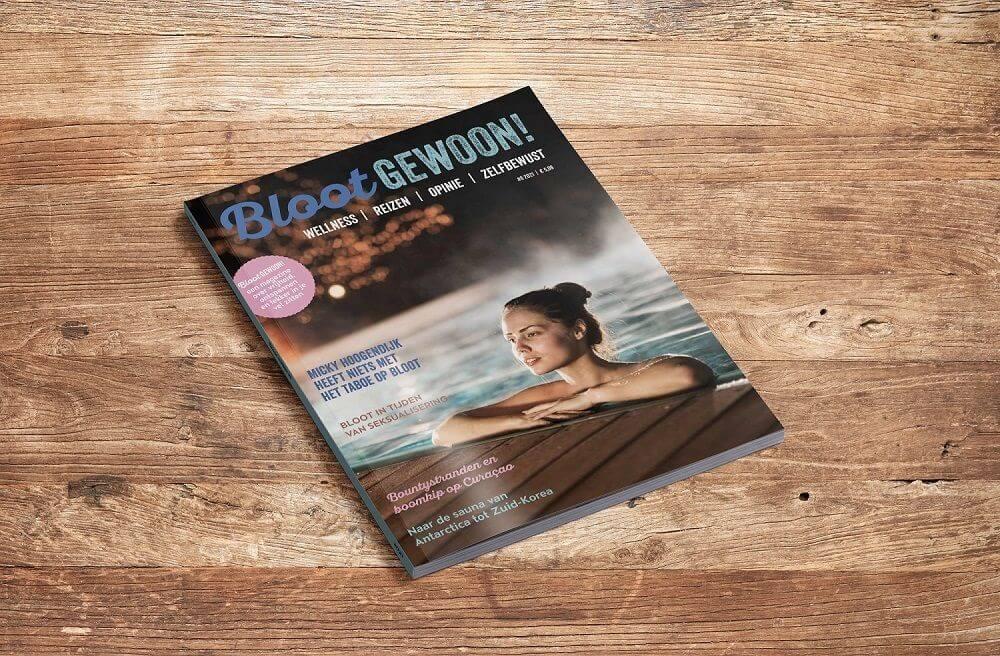 Magazine 9 BlootGewoon!