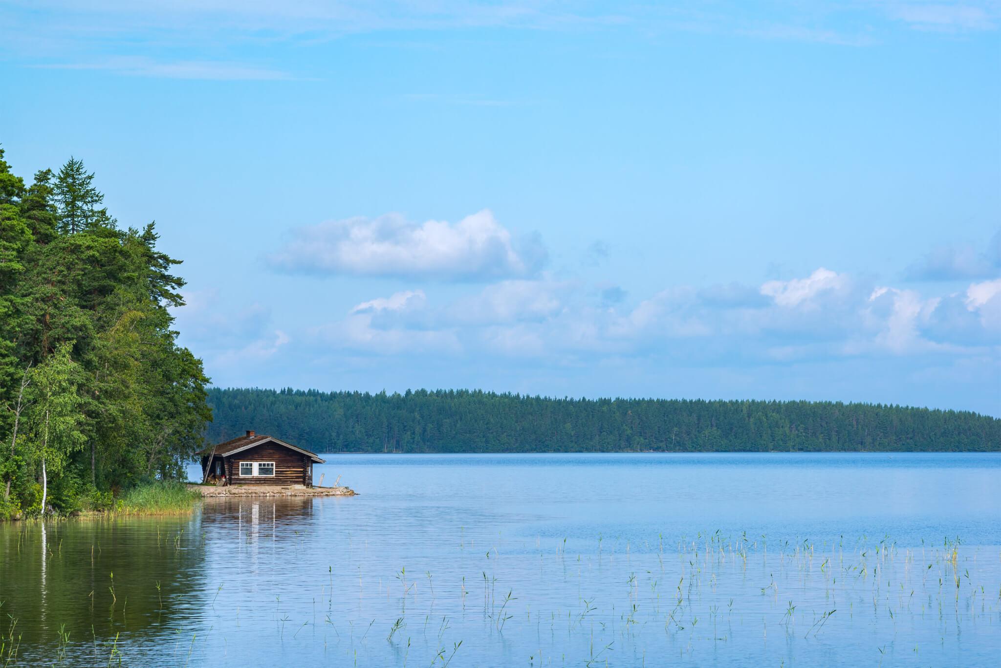 Sauna in Finland magazine 9 BlootGewoon!