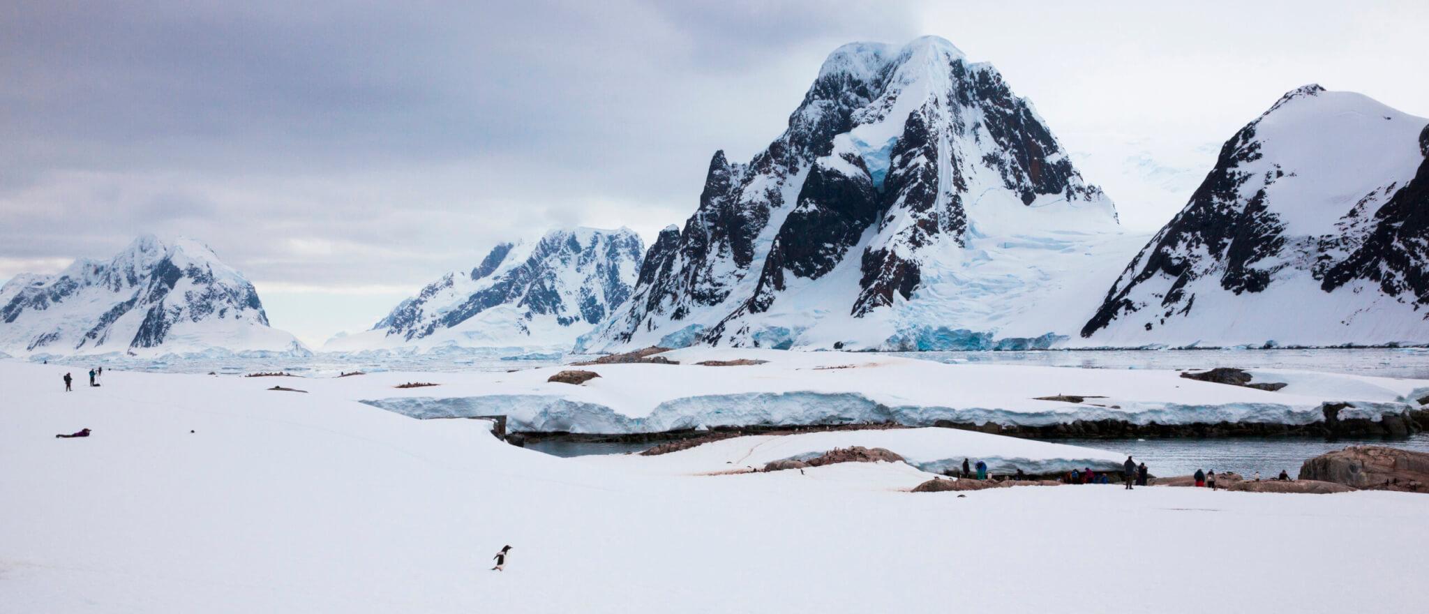 Antarctica sauna magazine 9 BlootGewoon!