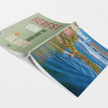 Bloot magazine omslag