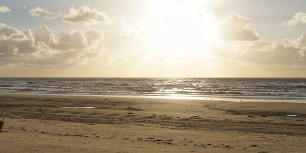 Topless strand Wassenaar