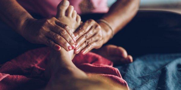 Reflexologie massage nr 9 magazine BlootGewoon!