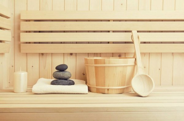 sauna LR