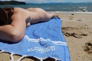 BlootGewoon! strand